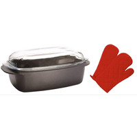 ELO - Roaster With Gloves - 32 x 20.5cm