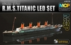 Academy - 1/700 - R.M.S. Titanic LED Set (Plastic Model Kit)