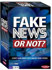 Fake News or Not (Social Card Game) - Cover