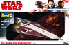 Revell 1:80 - Star Wars Obi Wan's Jedi Starfighter (Plastic Model Kit)