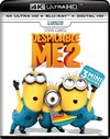 Despicable Me 2 (Region A - 4K Ultra HD + Blu-Ray)