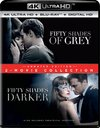 Fifty Shades: 2 Movie Collection (Region A Blu-ray)