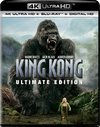 King Kong - Ultimate Edition (Region A - 4K Ultra HD + Blu-Ray)