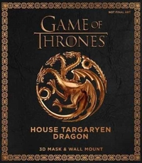 Game of Thrones Mask: House Targaryen Dragon (Mixed media product) - Cover