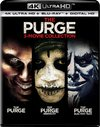 The Purge: 3-Movie Collection (Region A - 4K Ultra HD + Blu-Ray)