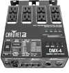 Chauvet DJ DMX-4 4-Channel DMX Dimmer Relay Pack
