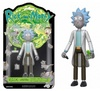 Funko POP! Television - Rick & Morty - Rick Poseable Figure 12cm Cover