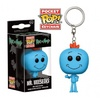 Funko Pocket Pop! Keychain - Rick and Morty - Mr. Meeseeks