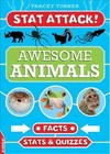 Edge: Stat Attack: Awesome Animals: Facts, Stats and Quizzes - Tracey Turner (Paperback)