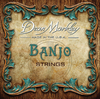 Dean Markley 2306 Banjo 10-22 Medium 5 String Banjo Strings