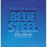 Dean Markley 2554 Blue Steel Electric 9-46 Custom Light Electric Guitar Strings