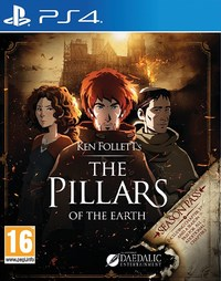 The Pillars of the Earth (PS4) - Cover