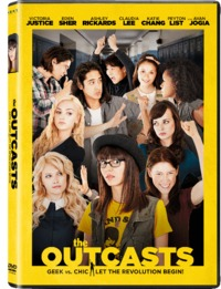 Outcasts (DVD) - Cover