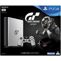 Sony PlayStation 4 Slim 1TB Console + Gran Turismo Sport - Limited Edition (PS4)