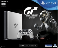 Sony PlayStation 4 Slim 1TB Console + Gran Turismo Sport - Limited Edition (PS4) - Cover