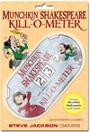 Munchkin: Shakespeare: Kill-O-Meter (Card Game)
