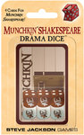 Munchkin: Shakespeare: Drama Dice (Card Game)
