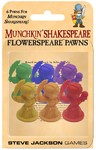 Munchkin Shakespeare: Flowerspeare Pawns (Card Game)