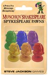 Munchkin Shakespeare: Spykespeare Pawns (Card Game)
