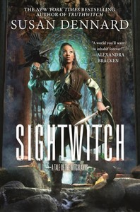 Sightwitch - Susan Dennard (Hardcover)