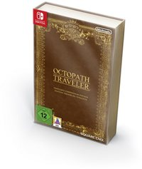 OCTOPATH TRAVELER - Collector's Edition (Nintendo Switch) - Cover