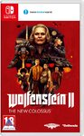 Wolfenstein II: The New Colossus (Nintendo Switch)