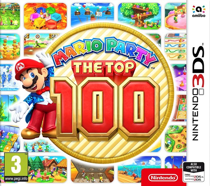 Mario Party : The Top 100.EUR.MULTI6.3DS-LiGHTFORCE