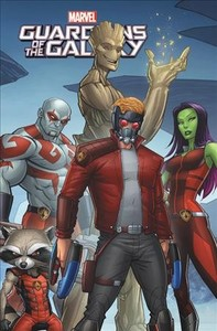 Marvel Universe Guardians of the Galaxy 6 - Joe Caramagna (Paperback) - Cover