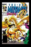 New Mutants Epic Collection - Curse of the Valkyries - Louise Simonson (Paperback)