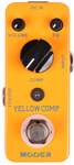 Mooer Yellow Comp Micro Compressor Electric Guitar Pedal