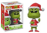 Funko Pop! - The Grinch - Santa Grinch - Cover