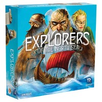 Explorers of the North Sea (Board Game) - Cover