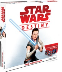 Star Wars: Destiny - Two-Player Game (Collectible Dice Game) - Cover