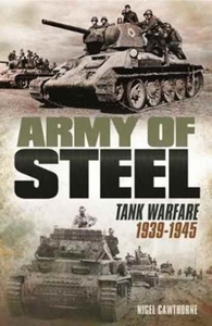 Army of Steel - Nigel Cawthorne (Paperback) - Cover