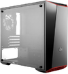 Cooler Master Masterbox Lite 3.1 Micro ATX Desktop Chassis - Black - Windowed
