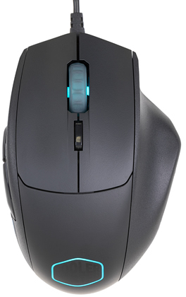 91dab8d346d Cooler Master - MasterMouse MM520 Optical Gaming Mouse - RGB LED Lighting -  Cover