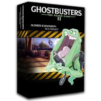 Ghostbusters: The Board Game II - Slimer Sea Fright Expansion Pack (Board Game)