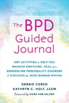 The BPD Guided Journal - Debbie Corso (Paperback)