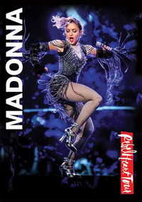 Madonna - Rebel Heart Tour (Blu-ray) - Cover