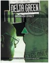 Delta Green: Observer Effect (Role Playing Game)