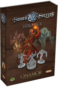 Sword & Sorcery - Onamor Hero Pack (Miniatures) - Cover