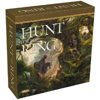 The Lord of the Rings - Hunt for the Ring (Board Game)