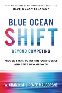 Blue Ocean Shift - Renee A. Mauborgne (Hardcover) - Cover