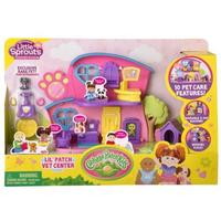 Cabbage Patch Kids - Little Sprouts: Lil' Patch Vet Center Playset