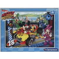 Clementoni - Mickey and Roadster Puzzle (30 Pieces)