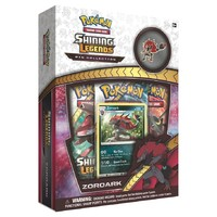 Pokémon TCG - Shining Legends: Zoroark Pin Collection (Trading Card Game) - Cover