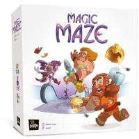 Magic Maze (Board Game)