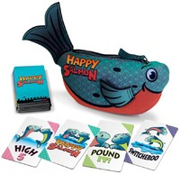 Happy Salmon: Blue Fish (Card Game) - Cover