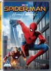 Spider-Man: Homecoming (DVD) Cover