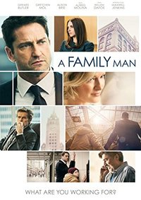 A Family Man (DVD) - Cover